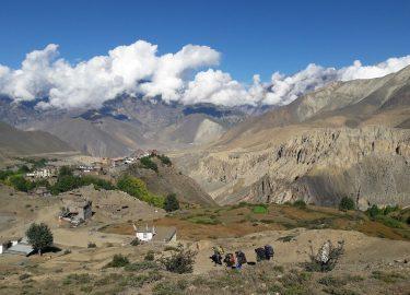 Mustang and Dolpo Region Trekking in Nepal with Trek Nepal Himalayas
