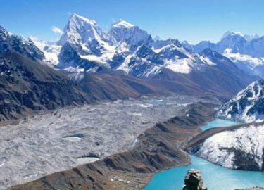 Everest Base Camp Via Gokyo Lakes Trek