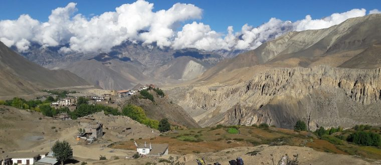 Mustang and Dolpo Region Trekking in Nepal with Trek Nepal Himalayas