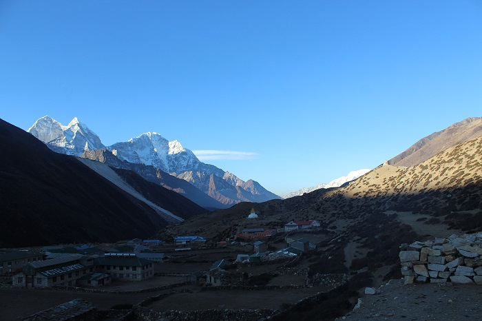 Dingboche Valley-beautiful valley to explore during Everest Base Camp Trek